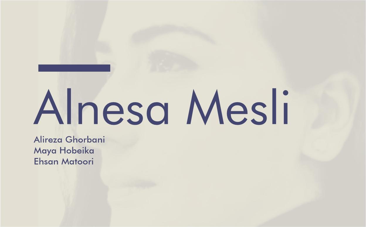 Alnesa Mesli poetic review by Sadaf Munshi