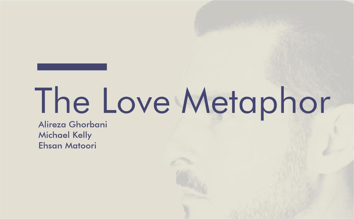 The Love Metaphor poetic review by Sadaf Munshi